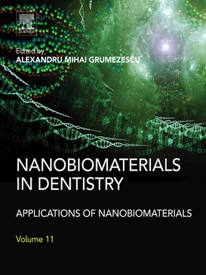 cover image of Nanobiomaterials in Dentistry