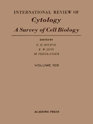 cover image of International Review of Cytology, Volume 105