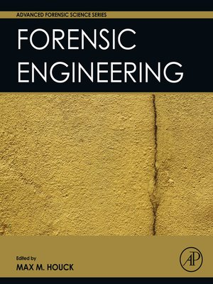 cover image of Forensic Engineering