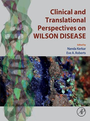 cover image of Clinical and Translational Perspectives on WILSON DISEASE