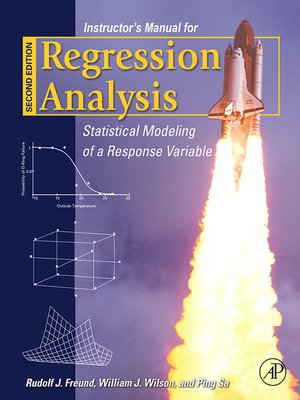 cover image of Regression Analysis IM