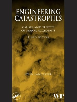 cover image of Engineering Catastrophes
