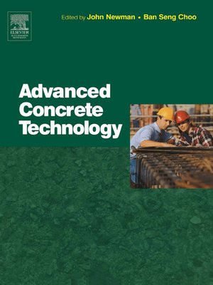 cover image of Advanced Concrete Technology 1