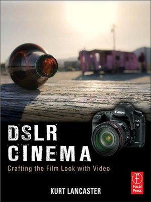 cover image of DSLR Cinema