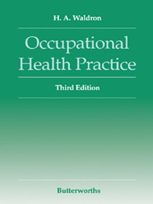 cover image of Occupational Health Practice