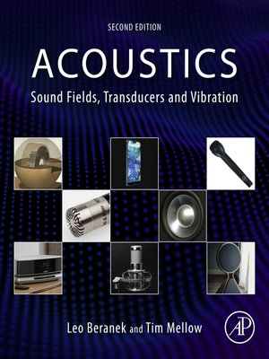 cover image of Acoustics