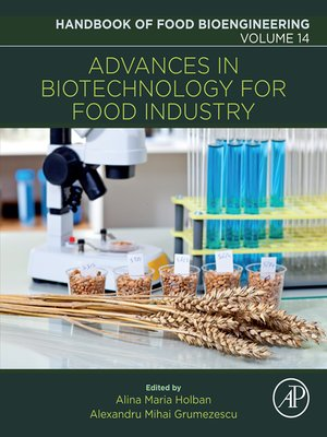 cover image of Handbook of Food Bioengineering, Volume 14