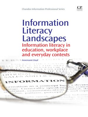 cover image of Information Literacy Landscapes