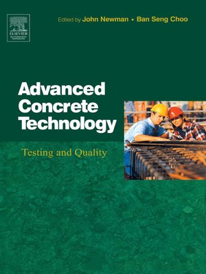 cover image of Advanced Concrete Technology 4