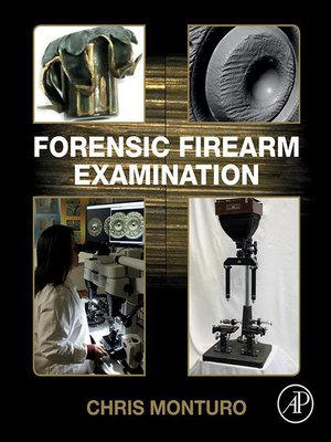 cover image of Forensic Firearm Examination