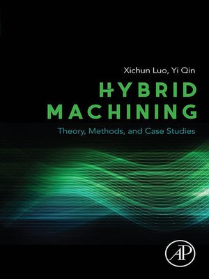 cover image of Hybrid Machining