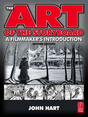 cover image of The Art of the Storyboard