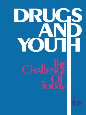 cover image of Drugs and Youth
