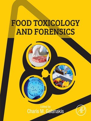 cover image of Food Toxicology and Forensics