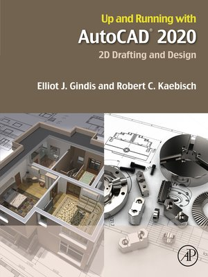 cover image of Up and Running with AutoCAD 2020