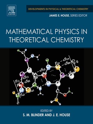 cover image of Mathematical Physics in Theoretical Chemistry