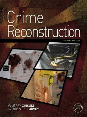 cover image of Crime Reconstruction