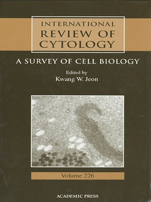 cover image of International Review of Cell and Molecular Biology, Volume 226