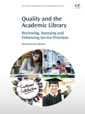 cover image of Quality and the Academic Library