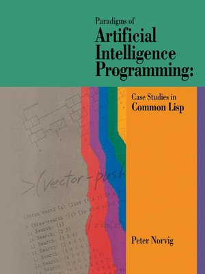 cover image of Paradigms of Artificial Intelligence Programming