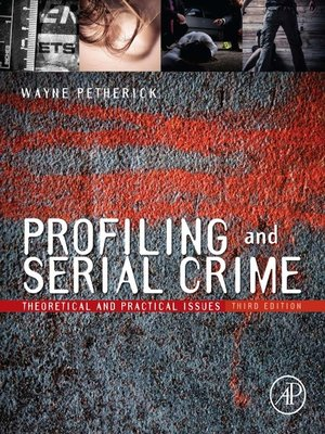 cover image of Profiling and Serial Crime