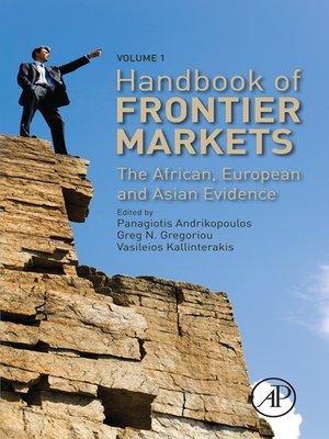 cover image of Handbook of Frontier Markets