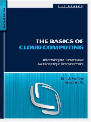cover image of The Basics of Cloud Computing