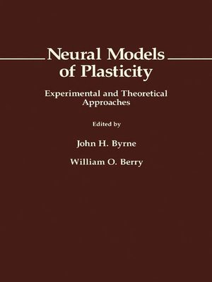 cover image of Neural Models of Plasticity