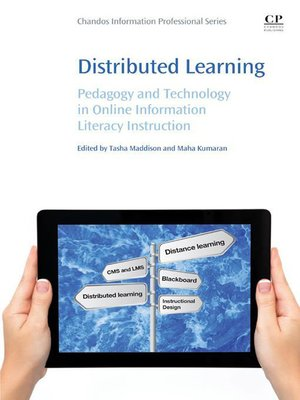 cover image of Distributed Learning