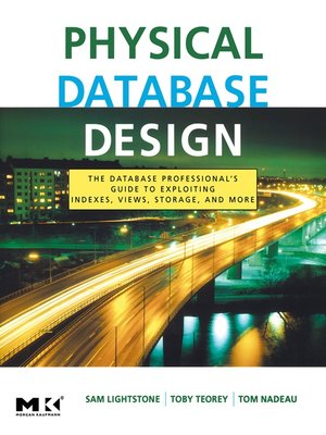 cover image of Physical Database Design