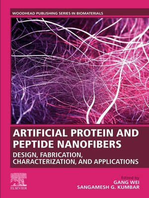 cover image of Artificial Protein and Peptide Nanofibers