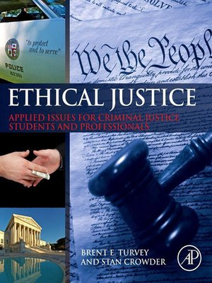 cover image of Ethical Justice