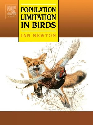 cover image of Population Limitation in Birds