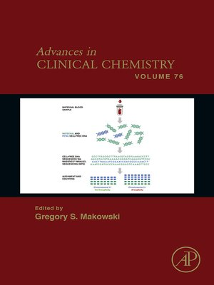 cover image of Advances in Clinical Chemistry, Volume 76