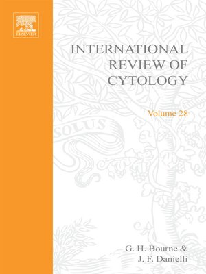 cover image of International Review of Cytology, Volume 28