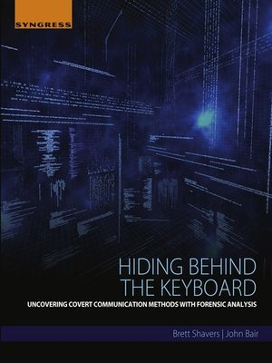 cover image of Hiding Behind the Keyboard