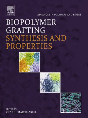 cover image of Biopolymer Grafting