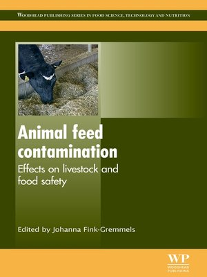 cover image of Animal Feed Contamination