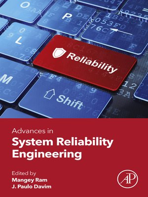 cover image of Advances in System Reliability Engineering