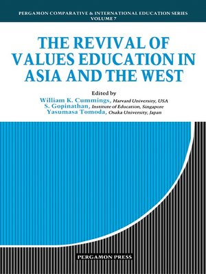 cover image of Comparative and International Education Series, Volume 7