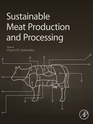 cover image of Sustainable Meat Production and Processing