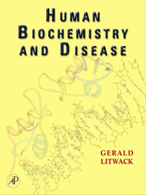 cover image of Human Biochemistry and Disease