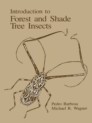cover image of Introduction to Forest and Shade Tree Insects