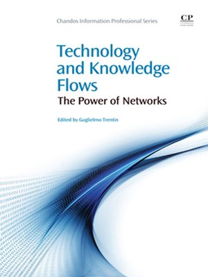 cover image of Technology and Knowledge Flow