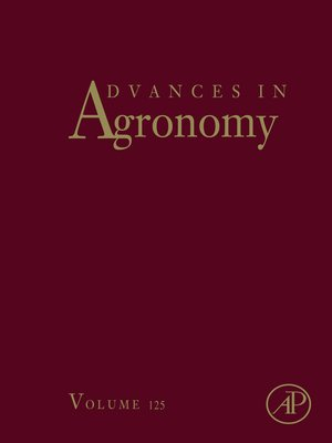 cover image of Advances in Agronomy, Volume 125