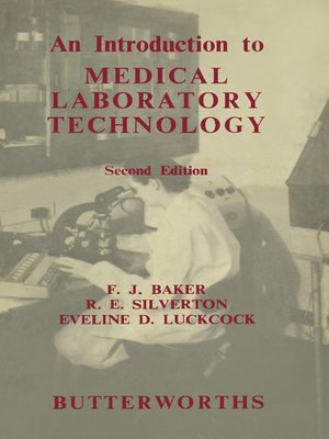 cover image of An Introduction to Medical Laboratory Technology