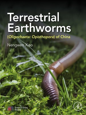 cover image of Terrestrial Earthworms (Oligochaeta: Opisthopora) of China