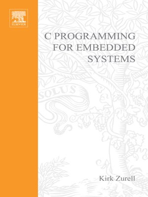 Embedded C Programming Ebook