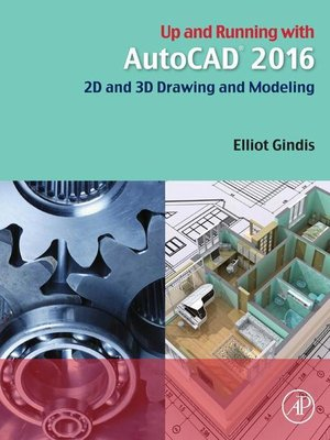 cover image of Up and Running with AutoCAD 2016