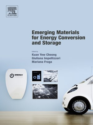 cover image of Emerging Materials for Energy Conversion and Storage